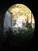 CORBEZZI Old Safety Tunnel (STEAM ERA)
