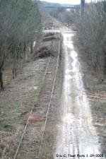 I-240 Expressway near Mullins Station