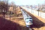 NC&STL 822 departing Leewood Yard
