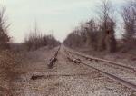 Former NC&STL main line