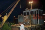 Heavy maintenance on KSRY 503