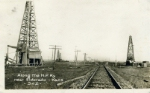 Missouri Pacific tracks in Eldorado Kansas (date unknown)