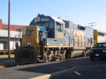 CSX 1500 at the Depot!