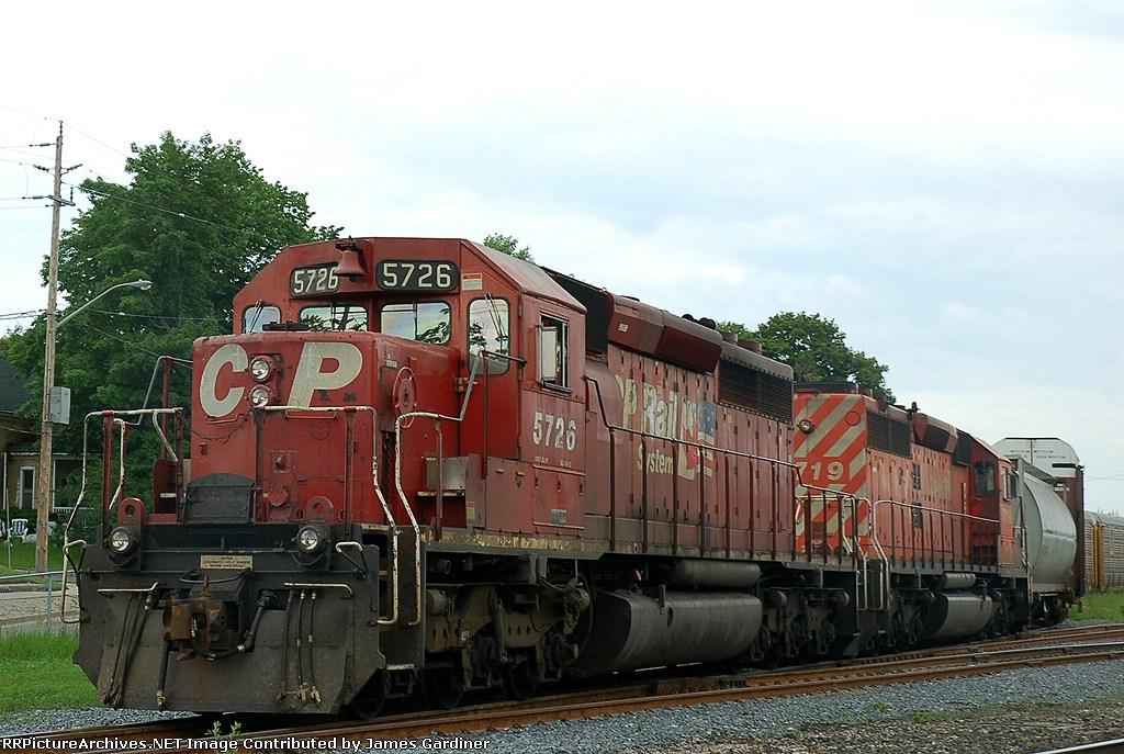CP T69 set to depart