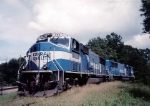 CSX 784 in the weeds