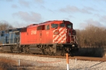 CP 9007 EB on NS W of M156