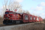 CP 9714 Holiday Train