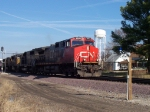 CN 2654, IC 6000, UP 5134, UP 9604, & UP 3728