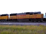 UP 2326 Railtrain 2nd unit
