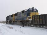 CSX 8521 & 8525
