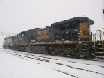 CSX 591 & 2667