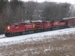 CP 8570 & SOO 6059 from above leading X500