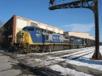 CSX 7877 & HLCX 6248 were yesterday's Q326 power, now they power K357