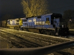 CSX 5975 & 7632 on K357