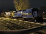 CSX 5975 & 7632 on K357