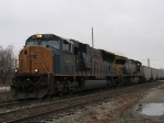 CSX 4744 & 646 with D801