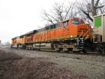 BNSF 5756 & 8826