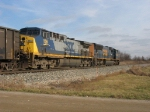 CSX 156 & 4822