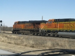 BNSF 7636 and BNSF 4310