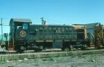 Portland Terminal Railroad (PTM) Alco S1 No. 1007