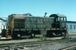 Portland Terminal Railroad (PTM) Alco S4 No. 1058
