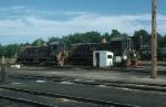 Portland Terminal Railroad (PTM) Alco S2 No. 1052 and S4 No. 1058