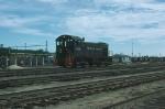 Portland Terminal Railroad (PTM) Alco S1 No. 1008