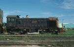 Portland Terminal Railroad (PTM) Alco S4 No. 1057