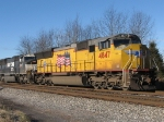 UP 4847 NS 2617 (SD70M's)