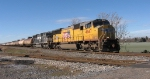 SD70M's and Plenty of Coor's Beer