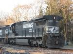 NS 8706 Waits on the C&W line
