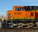 BNSF 5187