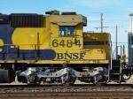 BNSF 6484