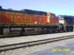 BNSF 5255