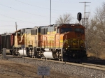 BNSF 9452 and BNSF 9907