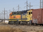 BNSF 2238 and BNSF 2560