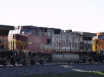 BNSF 605