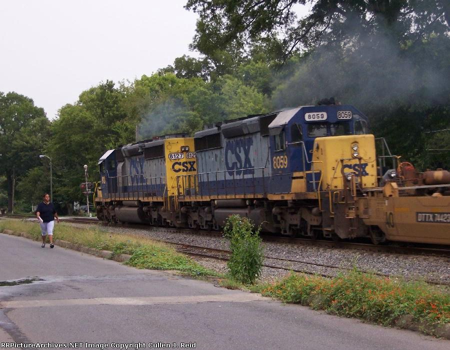 Train X100-01