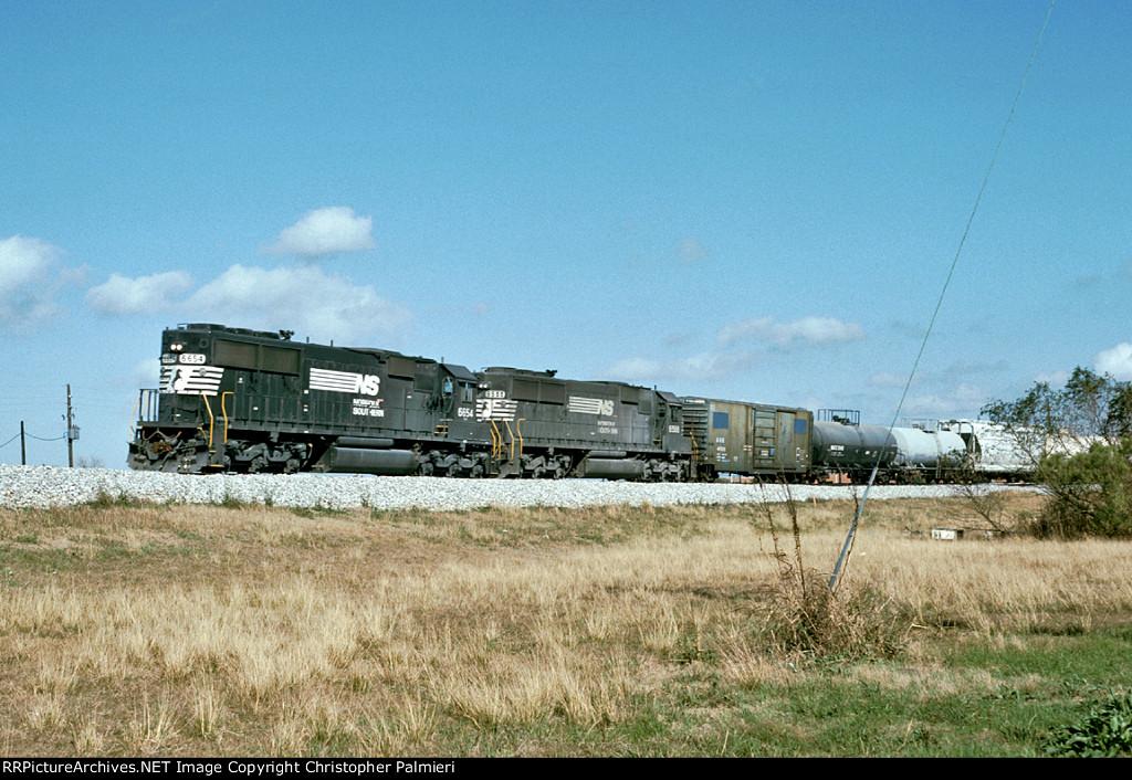 NS 6654 and NS 6588