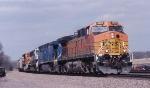 BNSF 5698