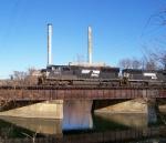 67Z crossing Schuylkill River