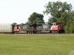 CN Eastbound