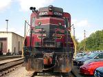 New Hope & Ivyland Railroad Engine 2198