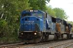 Conrail Blue SD60I 6742