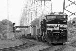NS 20K with the NS 9884 leading