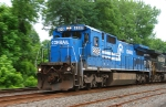 A Conrail veteran at track speed