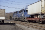 Almost looks like a Conrail intermodal