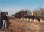 Railfanning at Port Reading Junction