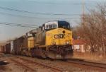 CSX 672