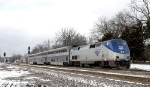 Amtrak #60(eastbound Ann Rutledge)